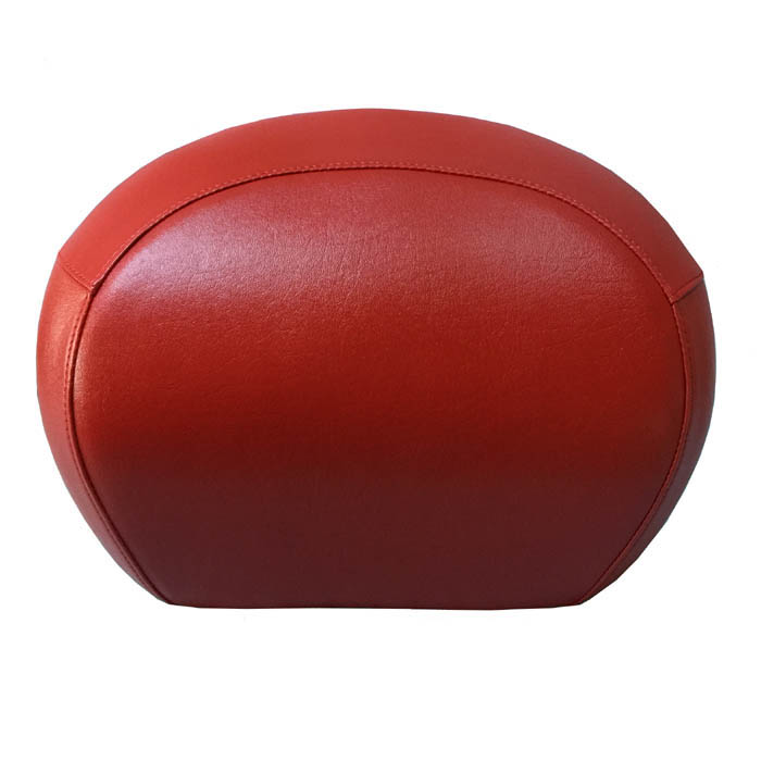 Vespa GT Scooter Top Case Back rest COVER Red