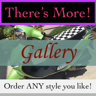 Visit our Scooter Gallery / Lookbook for Ideas and Inspiration!