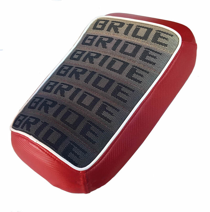 Build a BRIDE Honda Ruckus Seat Cover! Add the options you want!