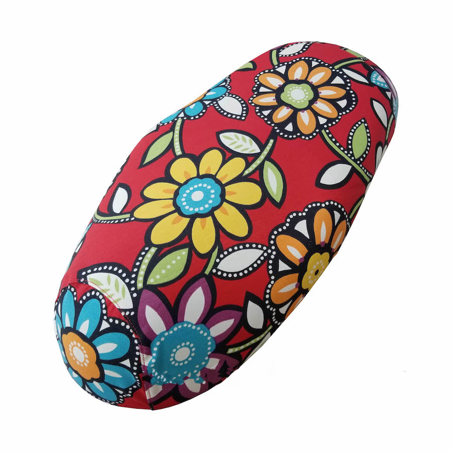 Lance Cali Havana Classic Flowers Floral Seat Cover