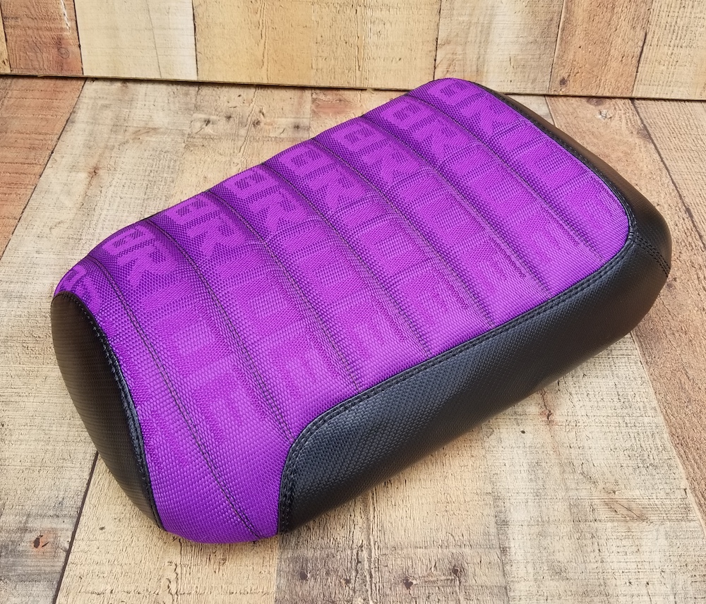 PURPLE BRIDE Honda Ruckus Seat Cover Zoomer, Customizable