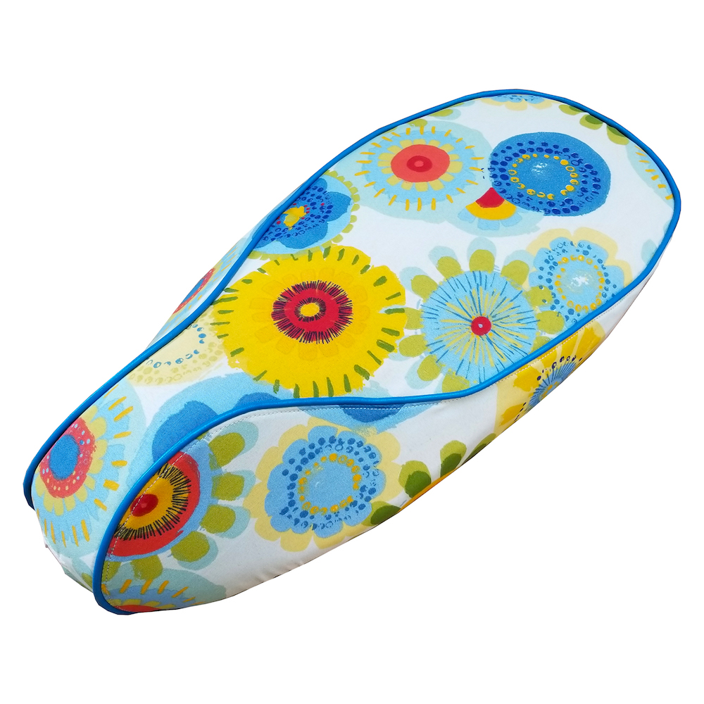 Vespa Sprint Primavera 50 150 Summer Flower Cool Seat Cover