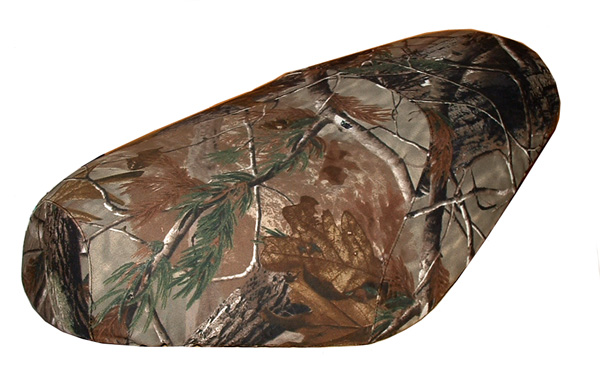 RealTree Camo Buddy Scooter Seat Cover Genuine