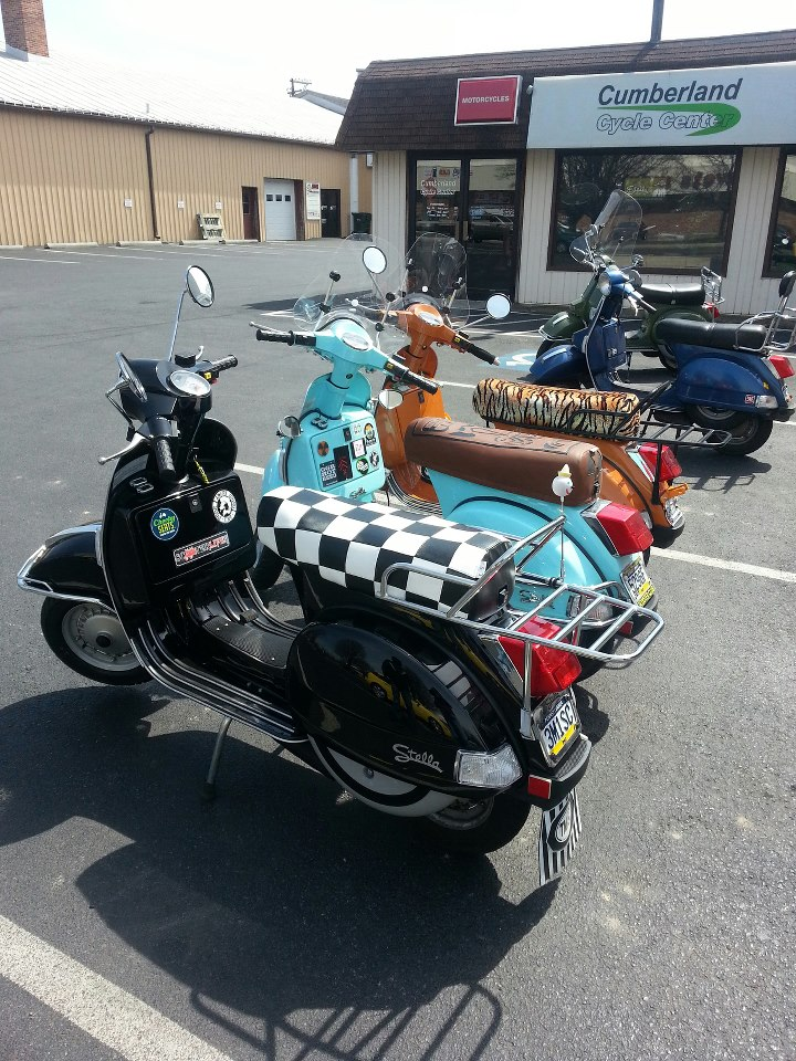 Stella Scooter Seat Covers