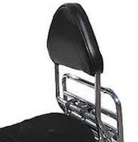 Cuppini backrest pad triangular