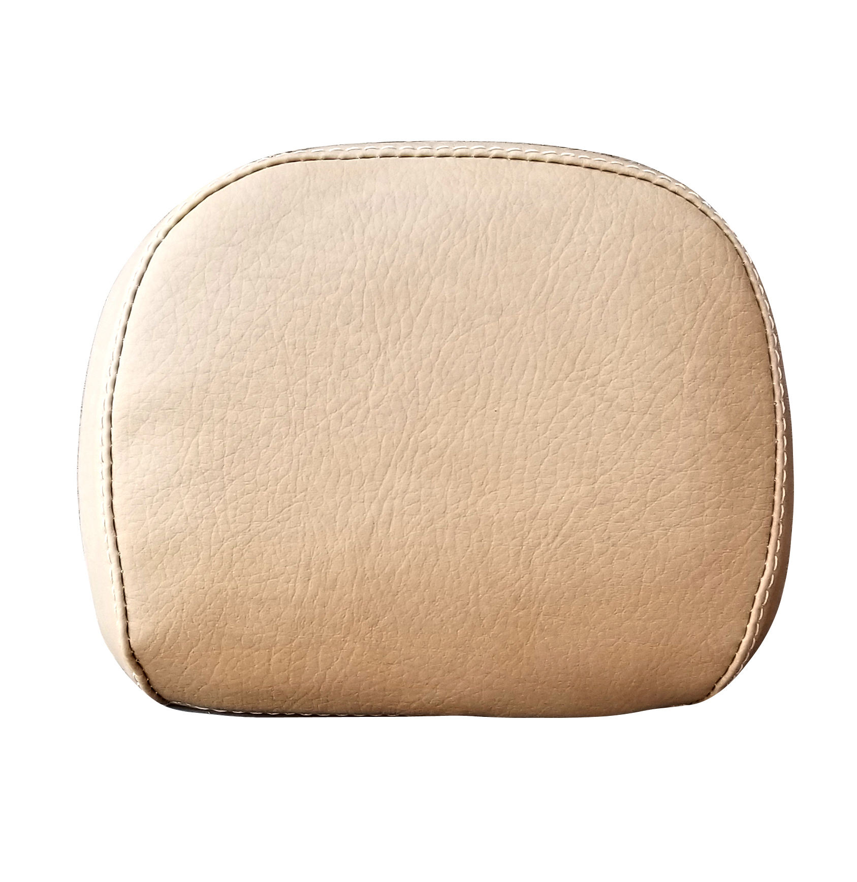 Vespa Prima Backrest Cover Cashew Tan Back rest Pad Cover