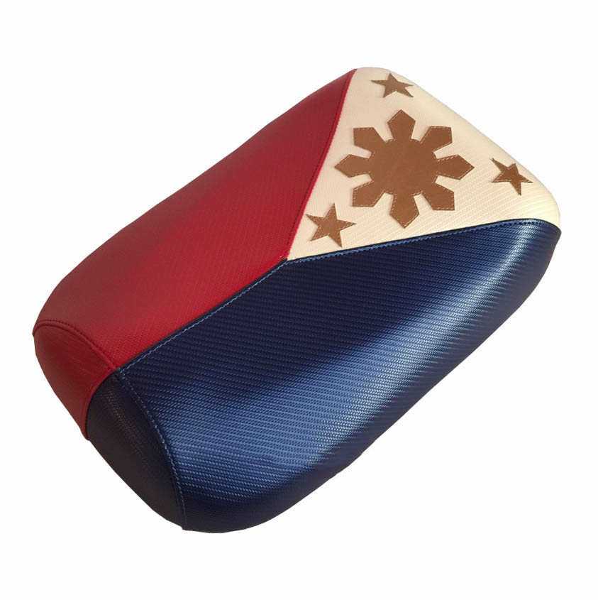 Filipino Flag Honda Ruckus Philippines Scooter Seat Cover