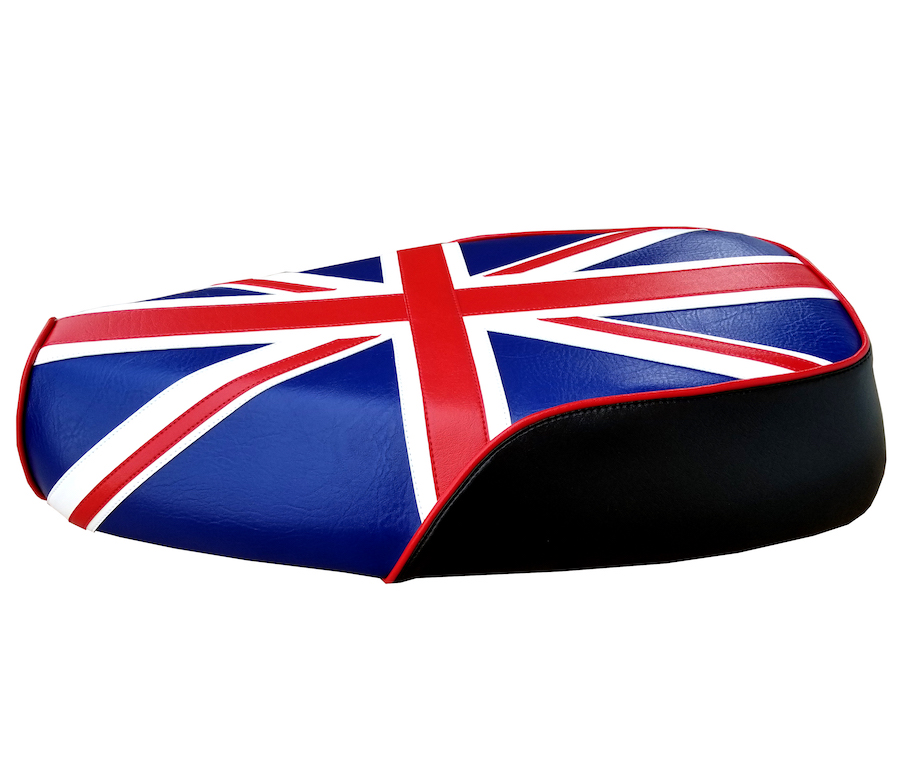Union Jack British Flag Genuine Buddy Kick Scooter Seat Cover
