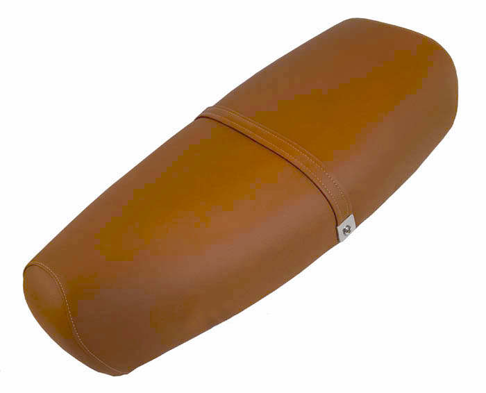 Genuine Stella Cinnamon Brown Premium Scooter Seat Cover