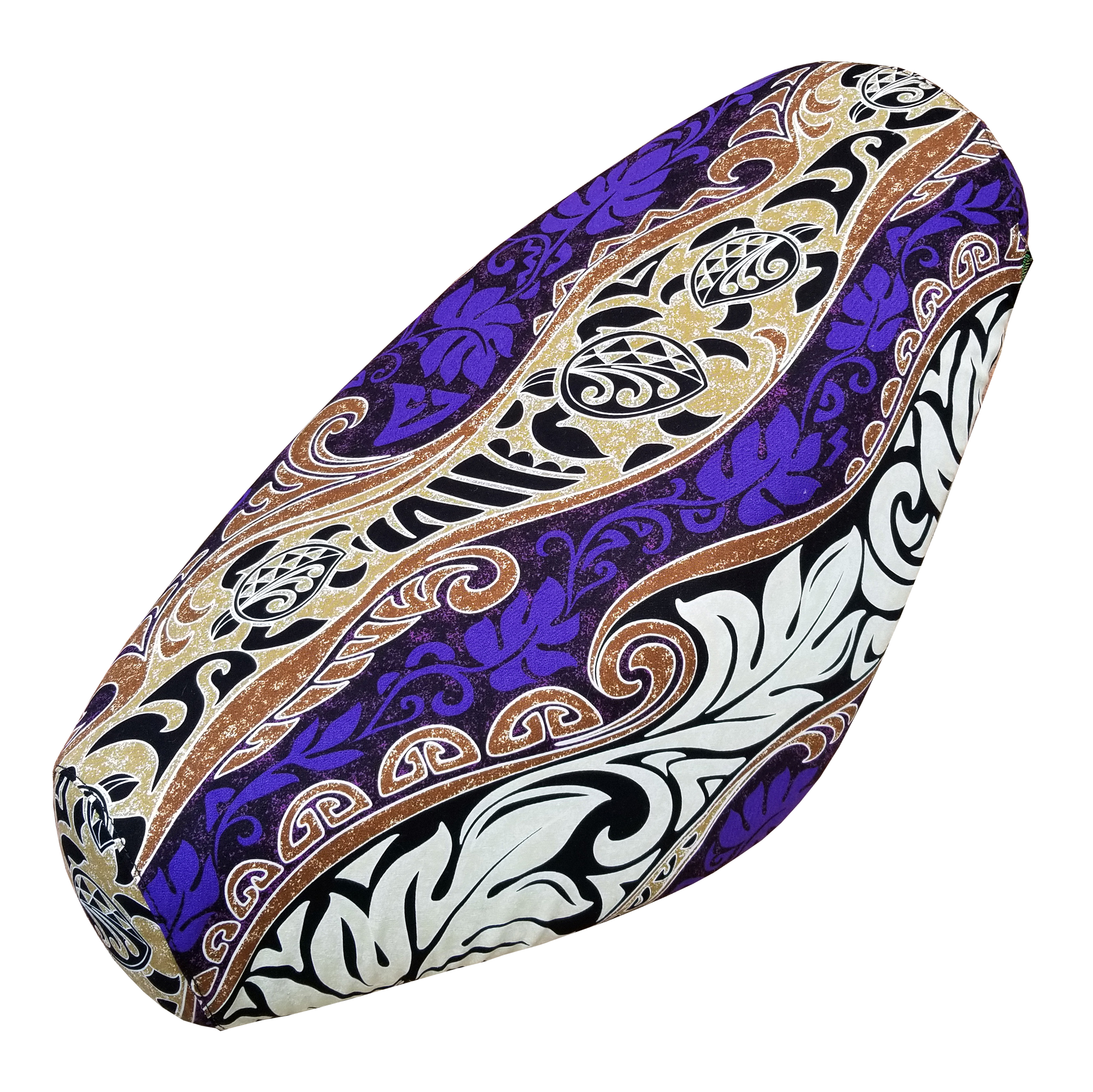 Genuine Buddy 50 125 150 Seat Cover Purple Tribal Turtle