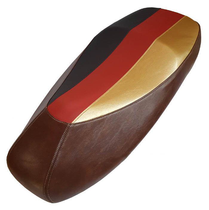 German Flag Vespa GTS 250 300 Scooter Seat Cover Germany