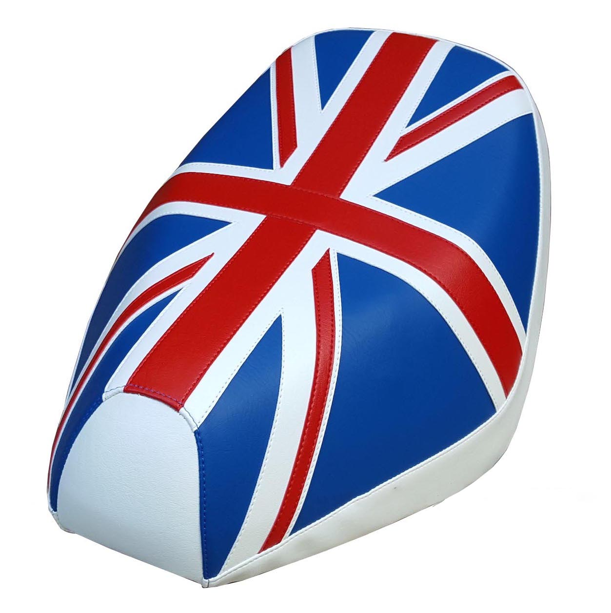Union Jack British Flag Yamaha Vino 125 Scooter Seat Cover