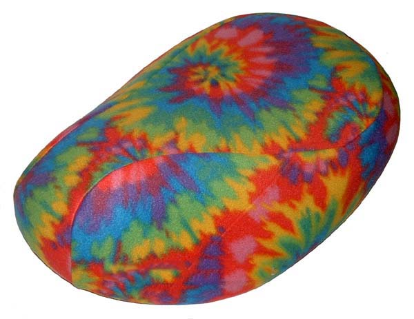 Honda Metropolitan Jazz Tie Dye Fleece Scooter Seat Cover