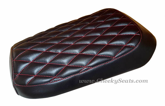 Honda Ruckus Seat Cover, Diamond Stitch Scooter seat covers