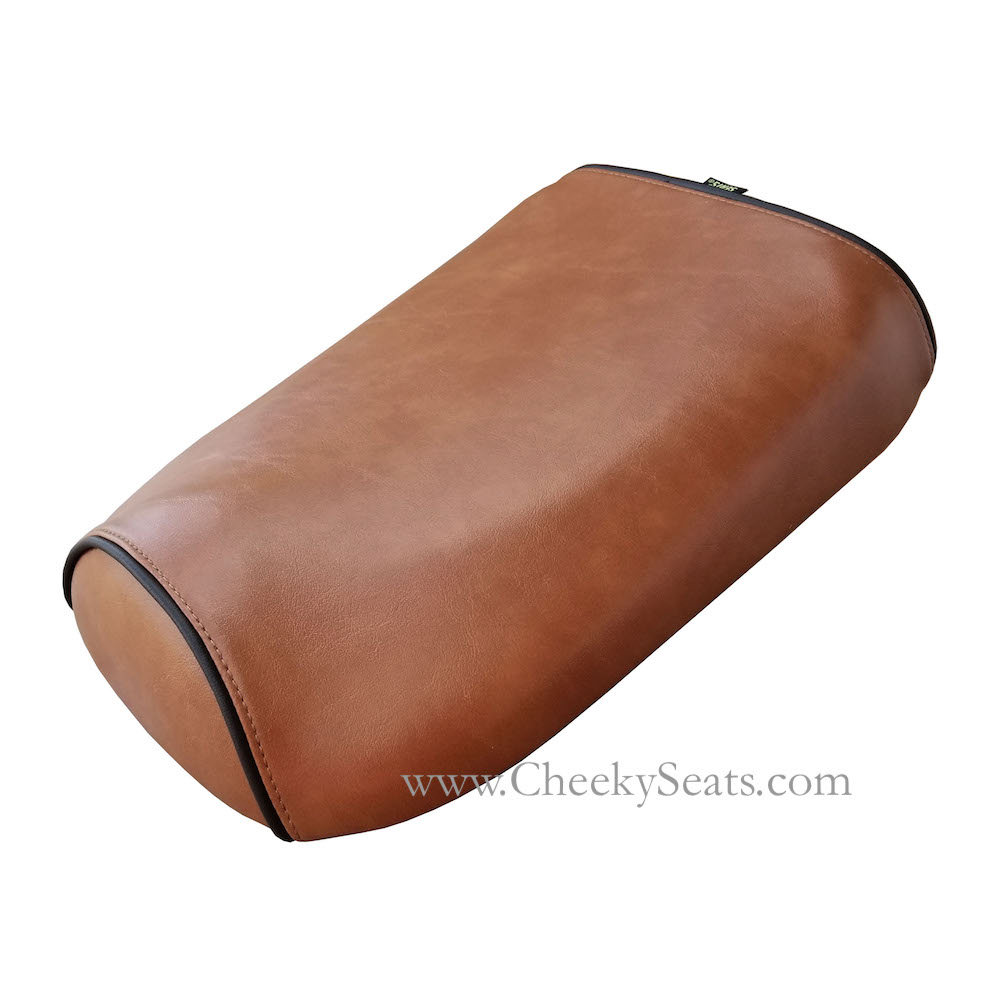 Ice Bear Maddog Rustic Distressed with Piping Clone Seat Cover