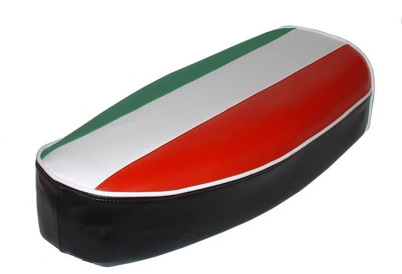 Genuine Stella scooter seat cover Italian Flag Waterproof