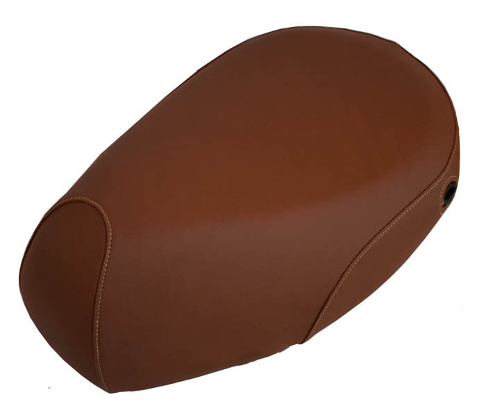 Cinnamon Brown Kymco People 50 Scooter Seat Cover Waterproof