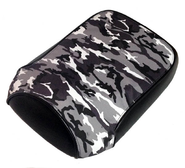 Maddog 50 150 Camo Seat Cover White /Green Camouflage Waterproof