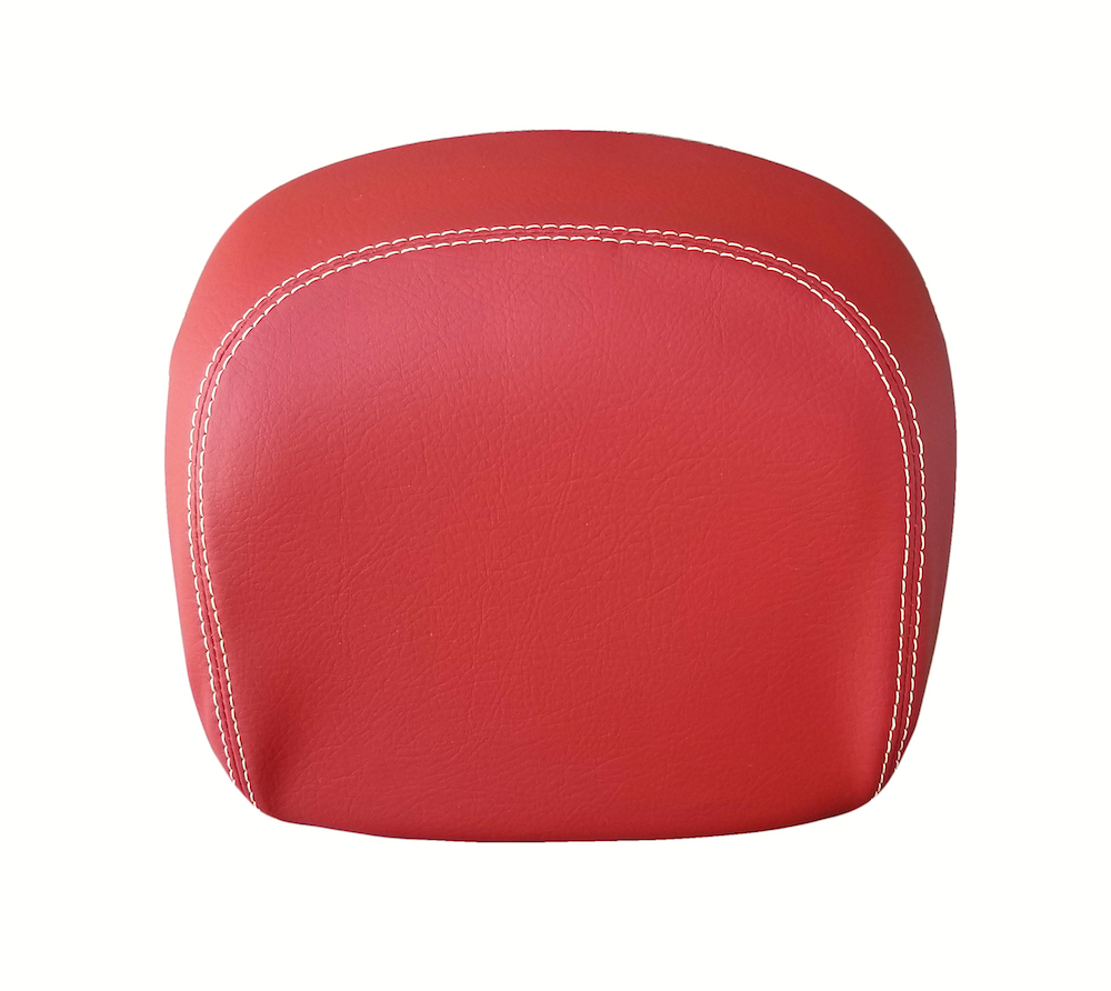 Vespa GT Top Case 2015-2019 Back Rest Pad Cover Terra Cotta