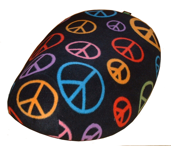 Honda Metropolitan Peace Signs Scooter Seat Cover