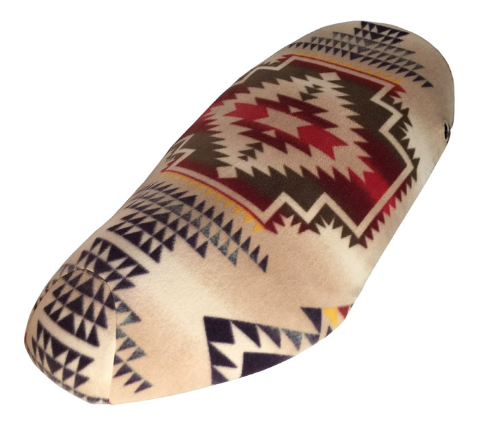 Piaggio Fly Indian Blanket Aztec Seat Covers Fleece 2005-2018