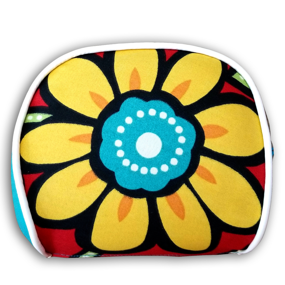 Prima Scooter Backrest Pad Cover Flower Power Daisy Buddy Vespa