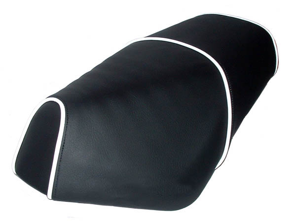 Genuine Roughhouse Rattler Seat Cover Choose your Piping