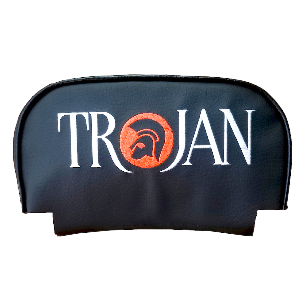 Trojan Records Scooter Cuppini Backrest Cover Vespa Lambretta