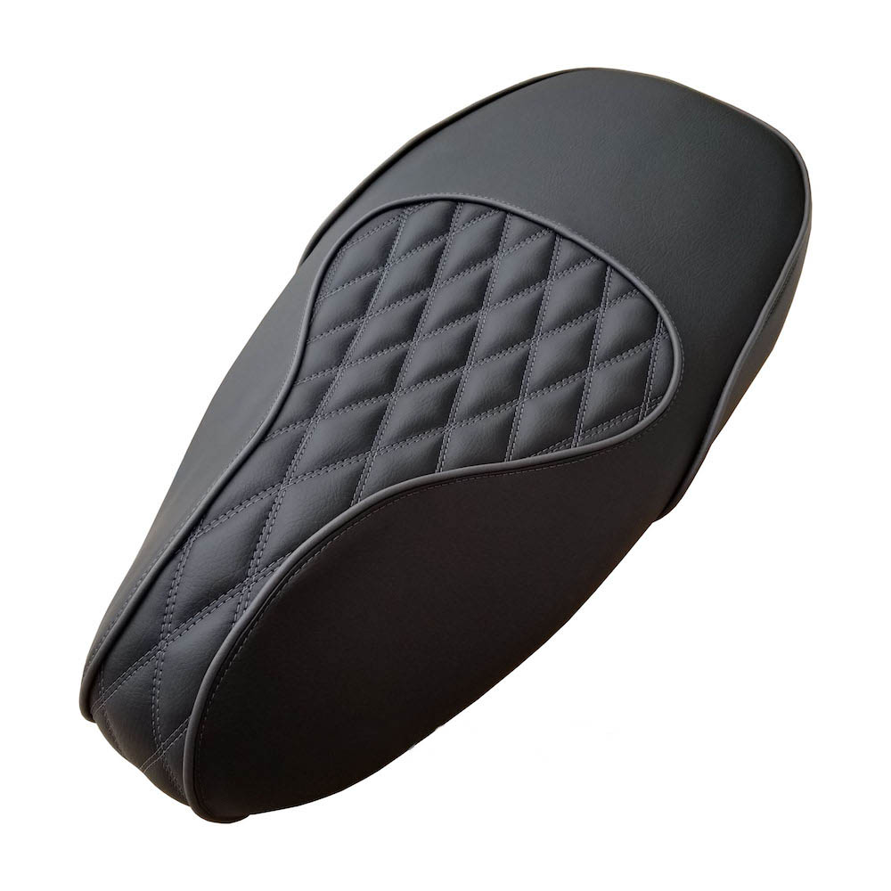 Vespa Sprint Primavera 50 125 150 Double Diamond SEAT COVER