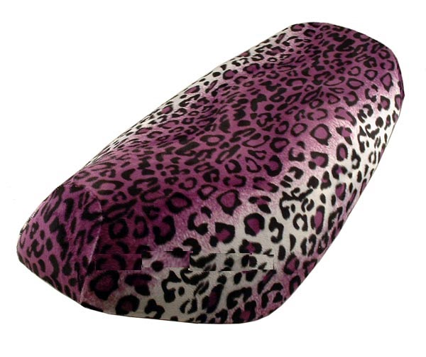 Faur Fur Zuma 50 Scooter seat cover Choose your favorite fur!