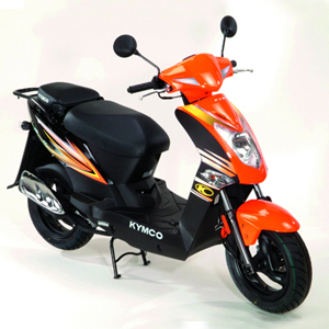Kymco Agility 50 - 125 Seat Covers