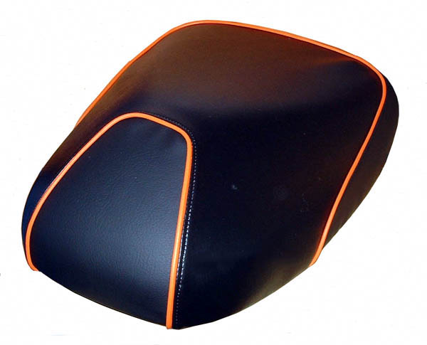 Kymco Agility Scooter Seat Cover 50 - 125 Solo Seat Model