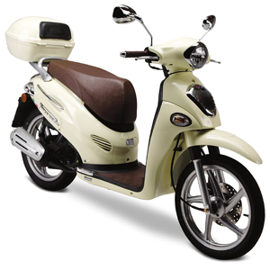 Kymco People 150 Seat Covers