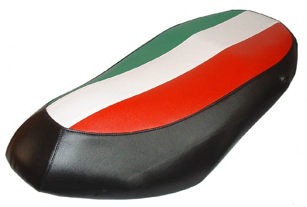 Piaggio Fly Italian Flag Scooter Seat Cover 2005 - 2020