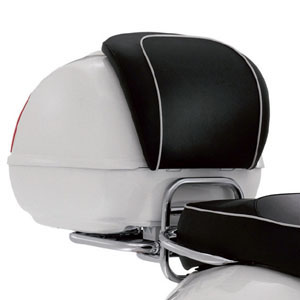 Vespa GT Backrest Pad Covers